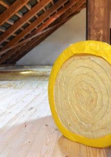 insulate attic floor