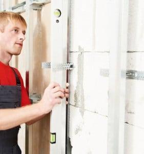 false wall sound insulation