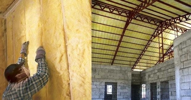 fibreglass insulation