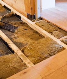 Insulate Floor Appropriate Materials And Their Prices