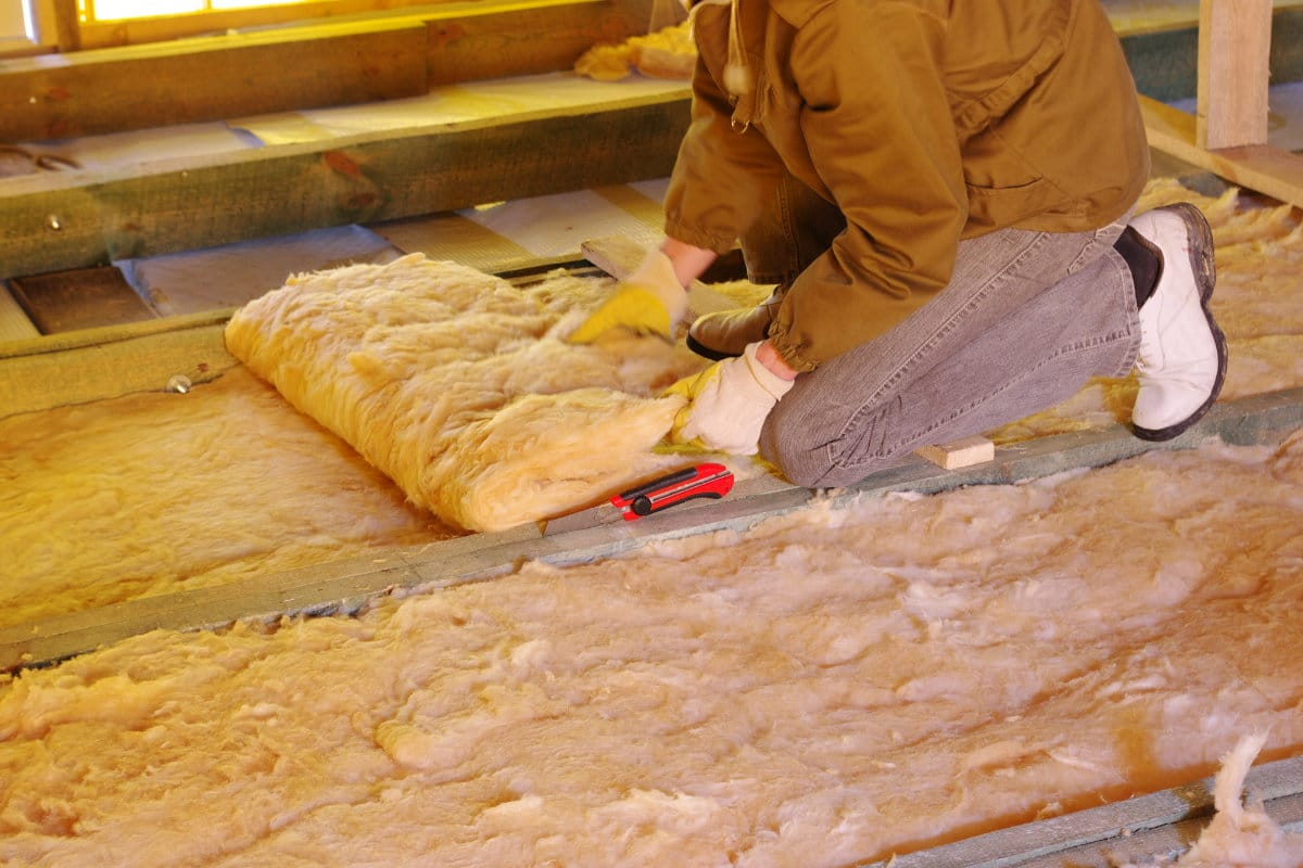 Loft insulation: Working methods, insulation types & Prices