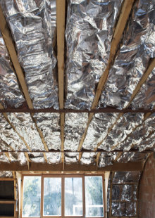 insulate roof