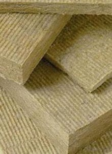 insulation boards rock wool