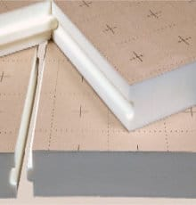 pur floor insulation boards