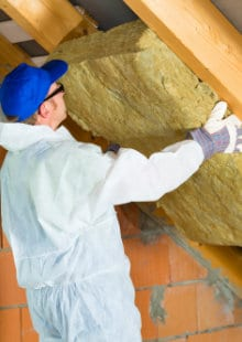 insulate pitched roof