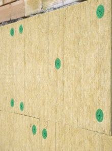 roof insulation rock wool