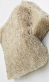 eco-friendly insulation sheep's wool