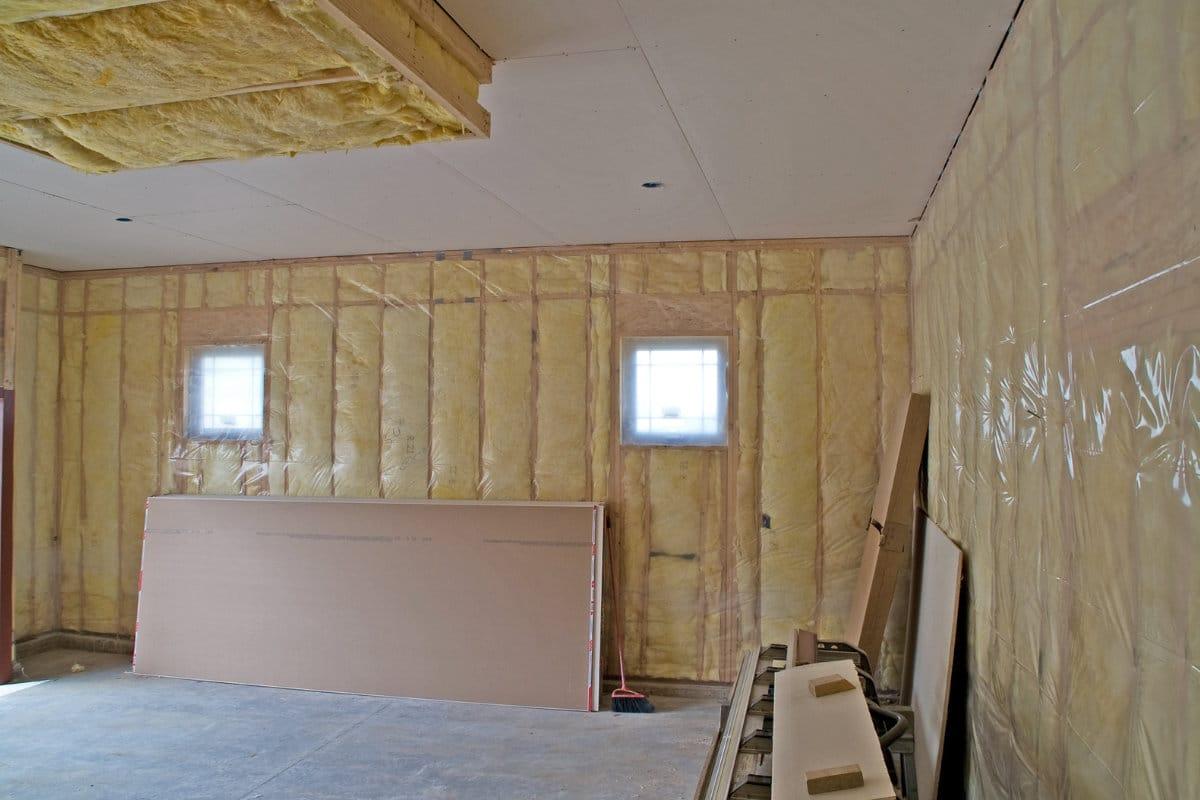 sound insulation for walls. 2) Airborne Sound Insulation For Walls
